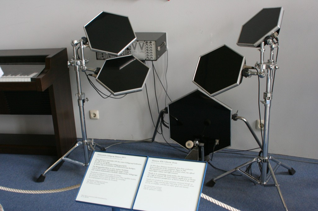 Simmons_SDS5_Electric_Drum
